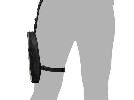 Bolsa de pierna Shad SB04 con capacidad de 0.5 Lts.
