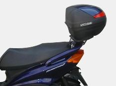 Soporte Baúl Trasero Shad Y0CY14ST para Yamaha Cygnus X 125 04-06