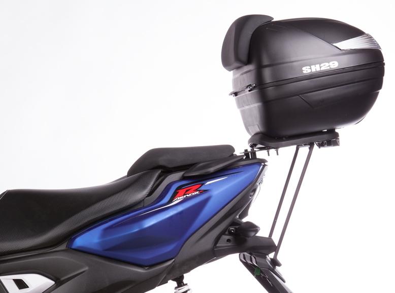 Soporte Baúl Trasero Shad Y0RX53ST para Yamaha Aerox 50 13-20
