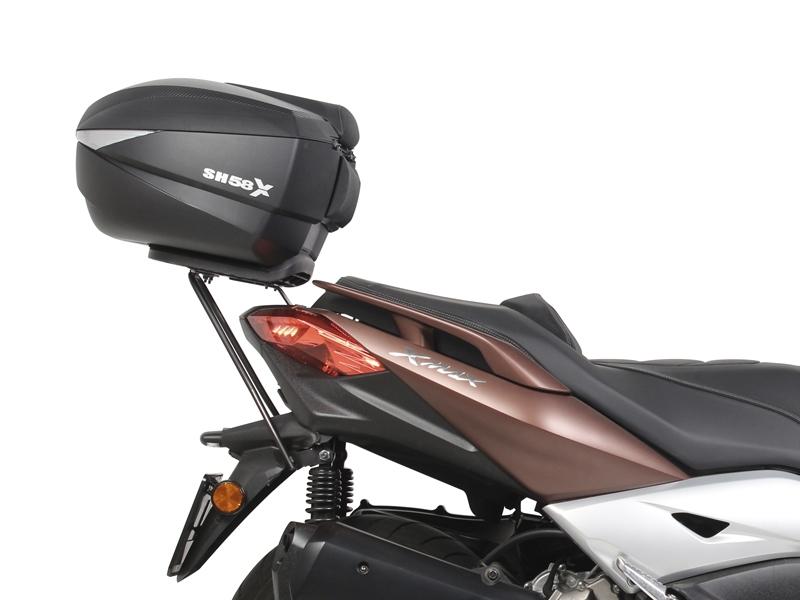 Soporte de maleta trasera Shad para Yamaha X-Max 125 / 300 / 400 2017>