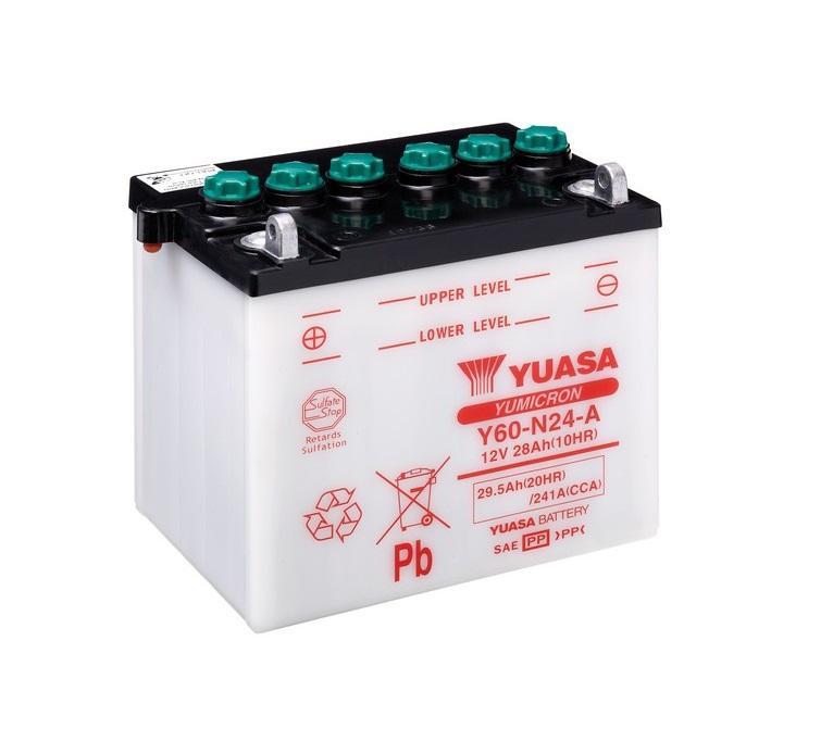 Batería Yuasa Y60N24-A