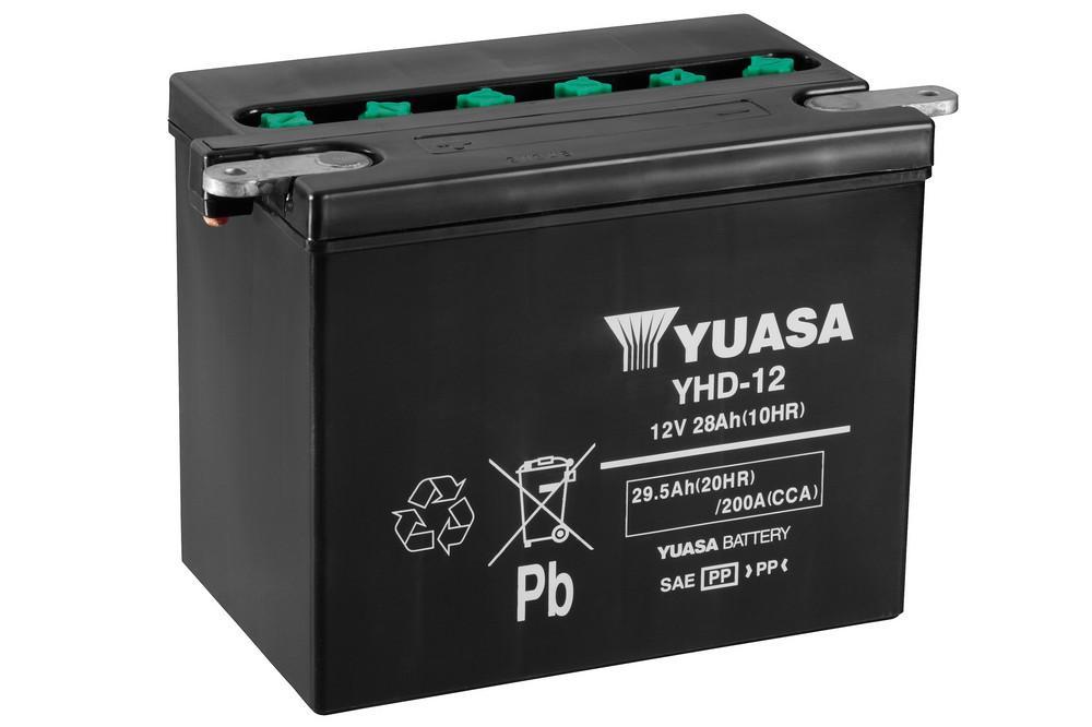 Batería Yuasa YHD-12