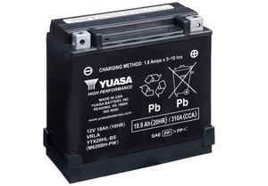 Batería Yuasa YTX20HL-BS-PW Alto rendimiento