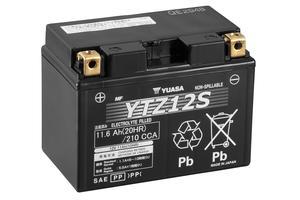 Batería Yuasa YTZ12-S Alto rendimiento