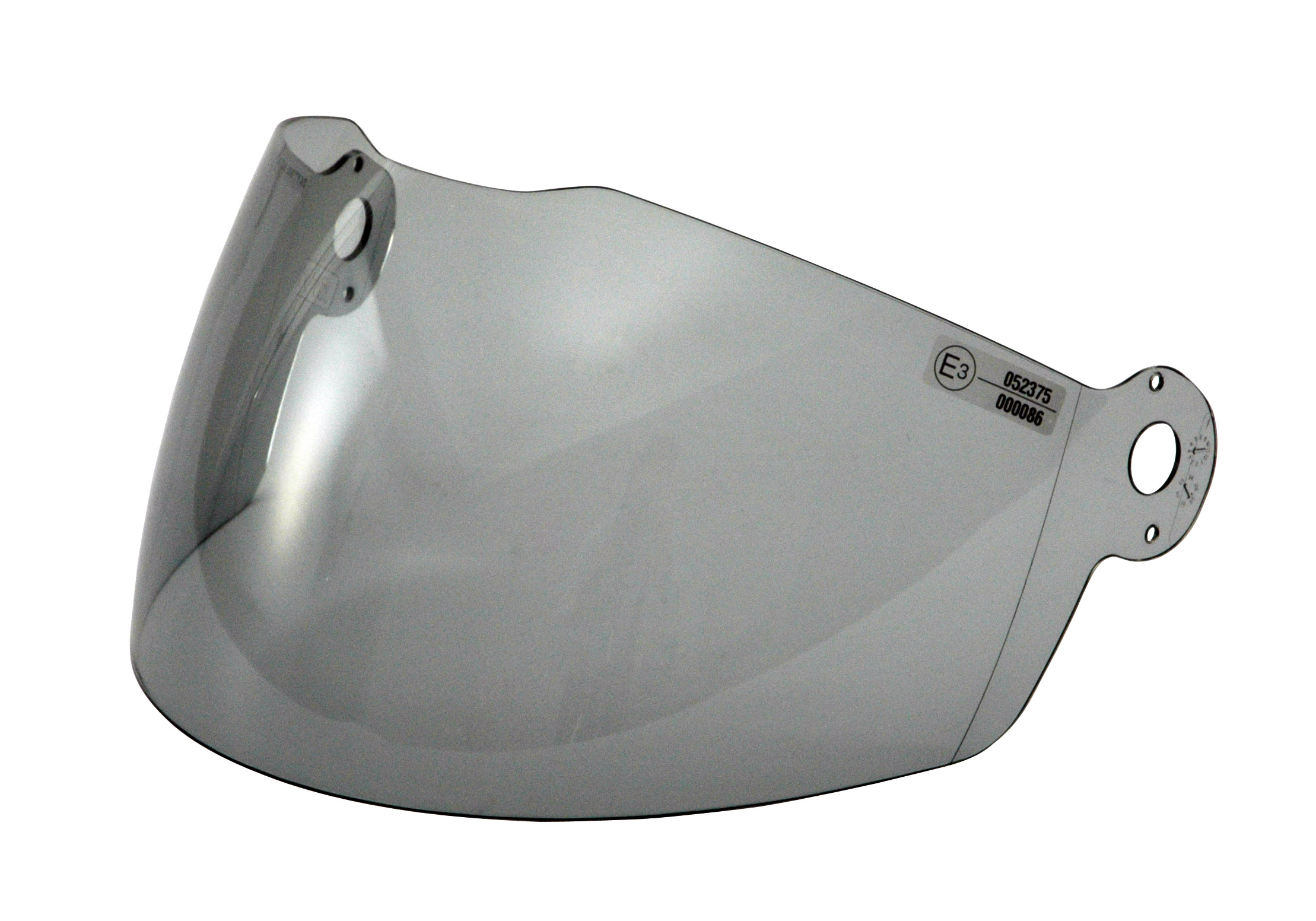 Visera ahumada para casco H104B