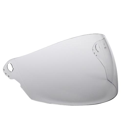 Visera transparente anti-rasguños H107