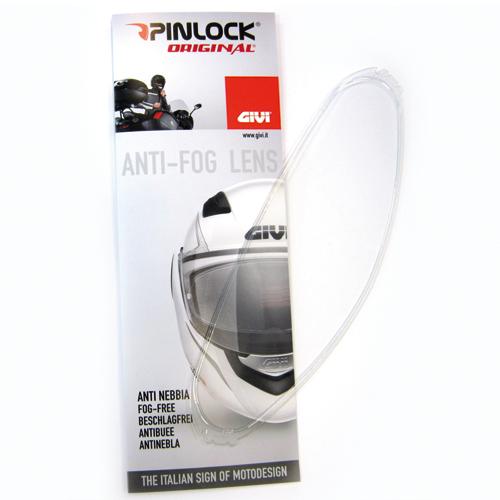 Lente pinlock Givi Z2261R para cascos X01F/D, X08, X09y X16
