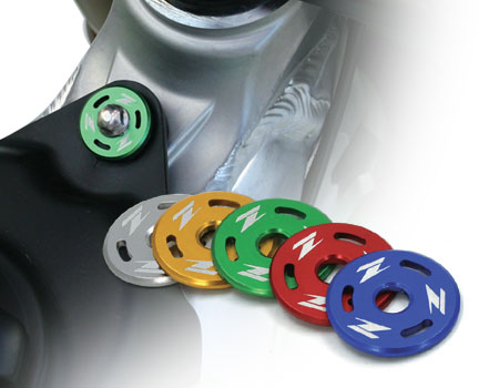 Arandela de depósito de combustible para Yamaha YZ 250F/450F 06-08 y Suzuki RMZ 450 07